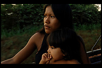 The Dead and the Others (2018) <br /> (Chuva &eacute; Cantoria na Aldeia dos Mortos) <br /> *Filmstill - Editorial Use Only*<br /> CAP/MFS<br /> Image supplied by Capital Pictures