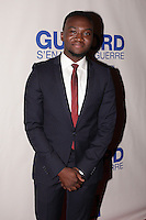 Irdens Exantus attend the Montreal red Carpet premier of '' Guibord s'en va-t-en guerre<br /> '' latest film by Philippe Falardeau at the Imperial cinema, Monday september 28, 2015,<br /> <br /> Photo :  Pierre Roussel  - Agence Quebec Presse