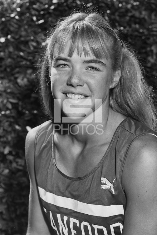 1984: Sharon Filipowski.