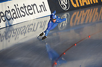 SPEED SKATING: COLLALBO: Arena Ritten, 11-01-2019, ISU European Speed Skating Championships, David Bosa (ITA), ©photo Martin de Jong