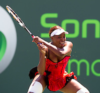 Venus WILLIAMS (USA) against  Kim CLIJSTERS (BEL) in the final of the women singles. Kim Clijsters beat Venus WIlliams 6-2 6-1..International Tennis - 2010 ATP World Tour - Sony Ericsson Open - Crandon Park Tennis Center - Key Biscayne - Miami - Florida - USA - Wed 24 Mar 2010..© Frey - Amn Images, Level 1, Barry House, 20-22 Worple Road, London, SW19 4DH, UK .Tel - +44 20 8947 0100.Fax -+44 20 8947 0117