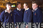 pictured at the Blue sky day part of the young Entrepreneur programme at the Brandon Hotel on Friday.