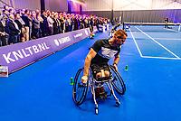 Amstelveen, Netherlands, 12 December, 2019, Opening National Tennis Center, NTC, <br /> Photo: Henk Koster/tennisimages.com