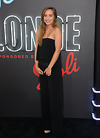 Kristine Johnson at the premiere for &quot;Atomic Blonde&quot; at The Theatre at Ace Hotel, Los Angeles, USA 24 July  2017<br /> Picture: Paul Smith/Featureflash/SilverHub 0208 004 5359 sales@silverhubmedia.com