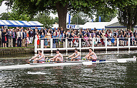 Henley Royal Regatta, Henley on Thames, Oxfordshire, 28 June - 2 July 2017.  Wednesday  14:52:47   28/06/2017  [Mandatory Credit/Intersport Images]<br /> <br /> Rowing, Henley Reach, Henley Royal Regatta.<br /> <br /> The Wyfold Challenge Cup<br />  Mercantile Rowing Club, Australia