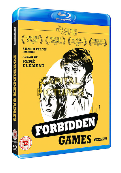 BLU RAY COVER ART<br /> in Forbidden Games (1952)<br /> (Jeux interdits)<br /> *Filmstill - Editorial Use Only*<br /> CAP/NFS<br /> Image supplied by Capital Pictures