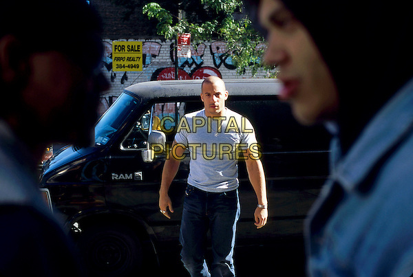 VIN DIESEL.in Knockaround Guys.Ref: FB.**filmstill-editorial use only**.www.capitalpictures.com.sales@capitalpictures.com.Supplied by Capital Pictures