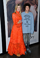 """LOS ANGELES, USA. November 06, 2019: Laura Dern & Ellery Harper at the premiere for """"Marriage Story"""" at the DGA Theatre.<br /> Picture: Paul Smith/Featureflash"""