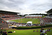 General View. Vodafone Warriors v Gold Coast Titans, NRL Rugby League round 2, Mt Smart Stadium, Auckland. 17 March 2018. Copyright Image: Renee McKay / www.photosport.nz