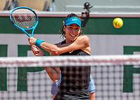 Paris, France, 27 May, 2018, Tennis, French Open, Roland Garros, AljaTomljanovic (AUS)<br /> Photo: Henk Koster/tennisimages.com