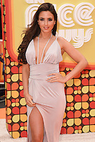 Nadia Forde at the premiere of &quot;The Nice Guys&quot; at the Odeon Leicester Square, London.<br /> May 19, 2016  London, UK<br /> Picture: Steve Vas / Featureflash