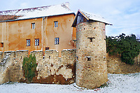 Jurisics Castle museum (vár), K?szeg  ( Korszeg ) Hungary