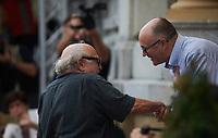 Danny DeVito arrives to Maria Cristina Hotel for the 66th San Sebastian Donostia International Film Festival - Zinemaldia.September 21,2018.(ALTERPHOTOS/ALFAQUI/Paniagua) /NortePhoto.com