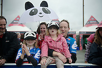 Garmin-Sharp Panda fans<br /> <br /> Giro d'Italia 2014<br /> stage 2: Belfast-Belfast <br /> 219km