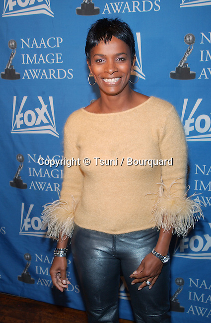 Vanessa Bell Calloway arriving at the 33rd luncheon NAACP Image Awards nomination  at the House of Blues in Los Angeles. January 26, 2002.           -            CallowayVanessaBell01.jpg