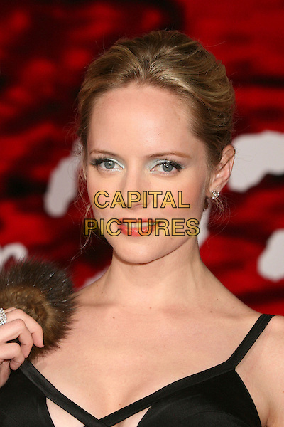 """MARLEY SHELTON.""""The Number 23"""" Los Angeles Premiere at the Orpheum Theater, Los Angeles, California, USA..February 13th, 2007.headshot portrait.CAP/ADM/BP.©Byron Purvis/AdMedia/Capital Pictures"""