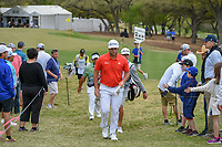 Jon Rahm (ESP) makes his way to the 7th tee during day 3 of the World Golf Championships, Dell Match Play, Austin Country Club, Austin, Texas. 3/23/2018.<br /> Picture: Golffile | Ken Murray<br /> <br /> <br /> All photo usage must carry mandatory copyright credit (&copy; Golffile | Ken Murray)