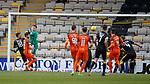 11.05.2018 Livingston v Dundee Utd:  Alan Lithgow heads in for Livingston