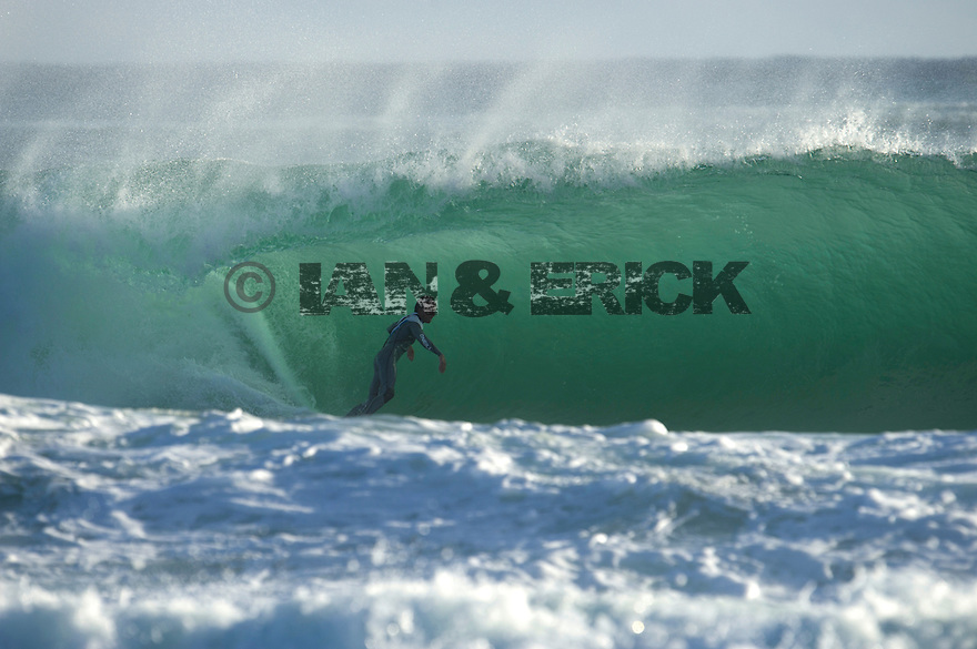 Cory Lopez at Gas Bay near Margaret River in Western Australia.