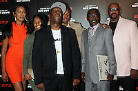 NEW YORK, NY-August 11: Grandmaster Flash and family at NETFLIX presents the New York premiere of The Get Down at Lehman Center for the Performing Arts in Bronx .NY. August 11, 2016. Credit:RW/MediaPunch