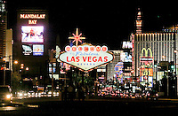 Las Vegas Nevada  Welcome to Las Vegas Sign