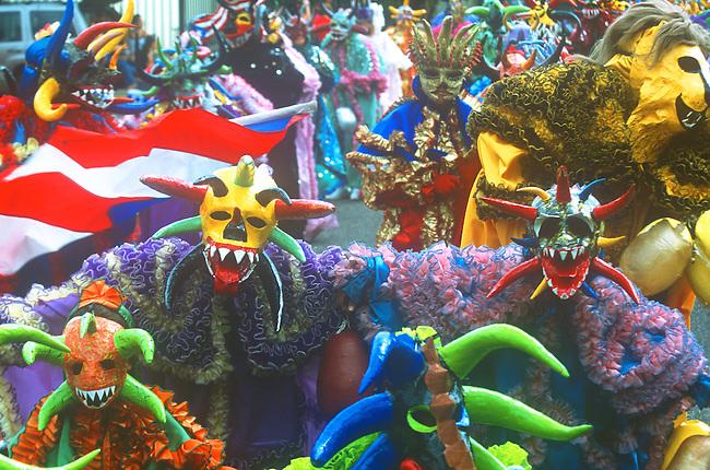Mardi Gras, Ponce, Puerto Rico, U.S. Territory, Caribbean..