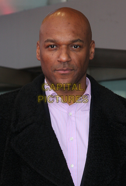 COLIN SALMON .The Prince's Trust Celebrate Success Awards held at the Odeon Leicester Square, London, England, UK, .March 1st 2010.arrivals portrait headshot  purple shirt black pink .CAP/ROS.©Steve Ross/Capital Pictures.