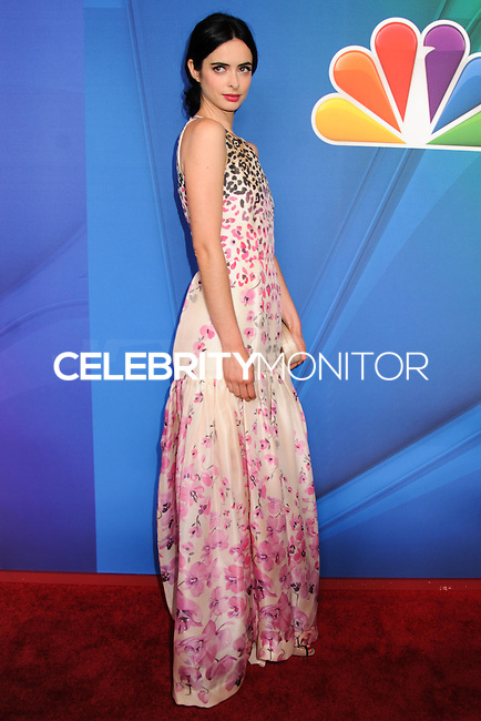 NEW YORK CITY, NY, USA - MAY 12: Krysten Ritter at the 2014 NBC Upfront Presentation held at the Jacob K. Javits Convention Center on May 12, 2014 in New York City, New York, United States. (Photo by Celebrity Monitor)