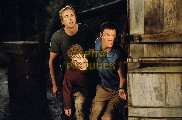 DAX SHEPARD, MATTHEW LILLARD & SETH GREEN.in Without A Paddle.Filmstill - Editorial Use Only.CAP/AWFF.supplied by Capital Pictures.