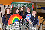 Presentation Tralee Students Niamh Myers,  Aiveen Gavaghan, Mairead Dowling, Lucy Foyle and Anna Sugrue, are in the top four in Munster of Build A bank with 'Operation young Generation'