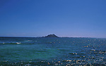 Isla de Lobos small island above Corralejo,Fuerteventura, Canary Islands.