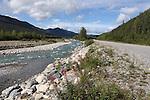 TOAD RIVER, BRITISH COLUMBIA, CANADA