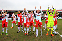 Stevenage vs Cambridge United 13-02-16