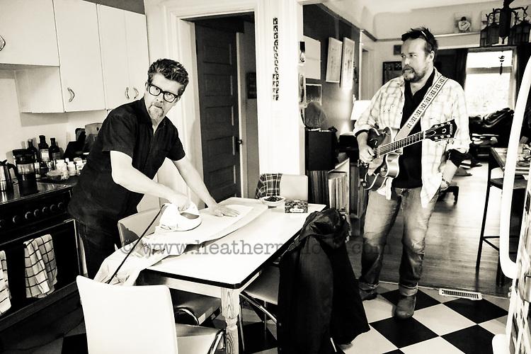 Andy Maize & Josh Finlayson