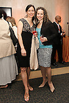 Guests at the Syracuse University 2011 Fashion Show reception, at One Chase Plaza, May 19 2011.