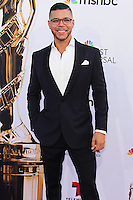 PASADENA, CA, USA - OCTOBER 10: Wilson Cruz arrives at the 2014 NCLR ALMA Awards held at the Pasadena Civic Auditorium on October 10, 2014 in Pasadena, California, United States. (Photo by Celebrity Monitor)
