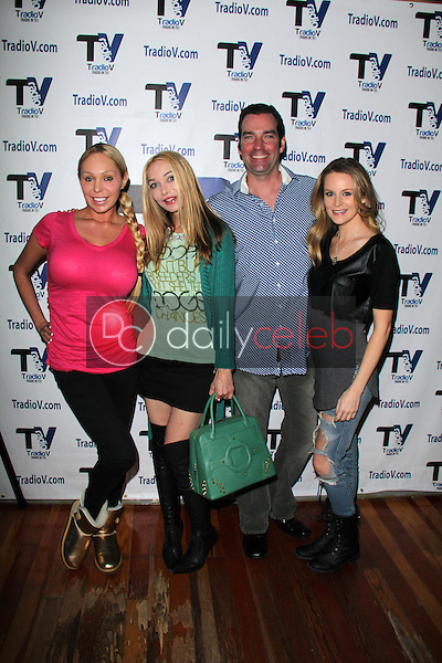 Mary Carey, Lorielle New, Dave Wurmlinger, Jessica Kinni<br />