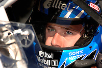 Nov 12, 2005; Phoenix, Ariz, USA;  Nascar Nextel Cup driver Ryan Newman prepares to qualify for the Checker Auto Parts 500 at Phoenix International Raceway. Mandatory Credit: Photo By Mark J. Rebilas
