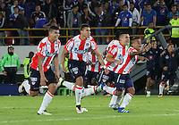 Millonarios vs Atletico Junior, 05-06-2016. LA I_2016