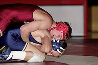 2002-2003 wrestling. Brad Metzler.