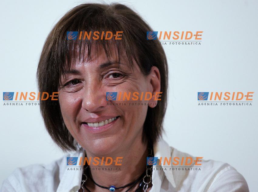 """Flavia Perina...Stampa Estera - Conferenza stampa di presentazione della manifesatzione """" Se Non Ora , Quando? """"..Roma, 8 Febraio 2011..Serena Cremaschi Insidefoto.........."""
