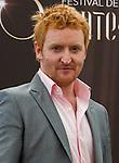 Tony Curran attends photocall at the Grimaldi Forum on June 9, 2014 in Monte-Carlo, Monaco.