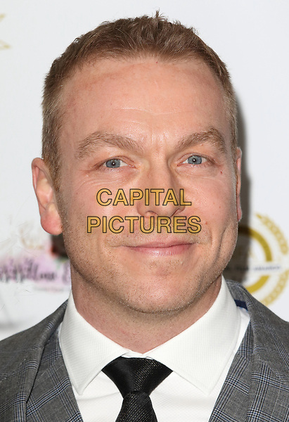 Sir Chris Hoy at the National Film Awards at the Porchester Hall, London on  Wednesday 28 March 2018 <br /> CAP/ROS<br /> &copy;ROS/Capital Pictures