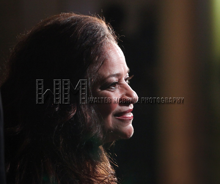 Debbie Allen attending the 35th Kennedy Center Honors at Kennedy Center in Washington, D.C. on December 2, 2012