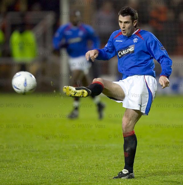 Steven Thompson, Rangers.stock season 2004-2005.pic willie vass
