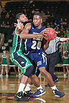 Jackson State Tigers forward Sydney Coleman (20) in action during the game between the Jackson State Tigers and the North Texas Mean Green at the Super Pit arena in Denton, Texas. UNT defeats Jackson State 83 to 65...