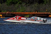 Mark Schmerbach, (#6) and Jimmy Robb (#31)   (SST-45 class)