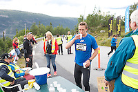 Race number 205 -  Ernst Olav Botnen - Norseman 2012 - Photo by Justin Mckie Justinmckie@hotmail.com