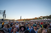 SAN FRANCISCO, CALIFORNIA - AUGUST 11: Atmosphere during the 2019 Outside Lands Music And Arts Festival at Golden Gate Park on August 11, 2019 in San Francisco, California. Photo: Alison Brown/imageSPACE/MediaPunch