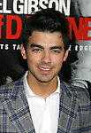 "LOS ANGELES, CA. - January 26: Musician Joe Jonas attends the ""Edge Of Darkness"" Los Angeles Premiere at Grauman's Chinese Theatre on January 26, 2010 in Los Angeles, California."